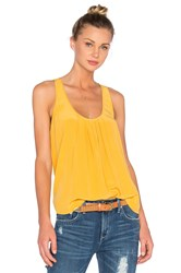 Joie Mint Tank Yellow