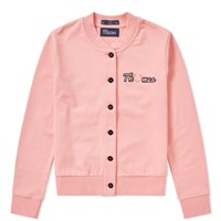 Fred Perry X Thames Women's Cardigan Sweat Pink