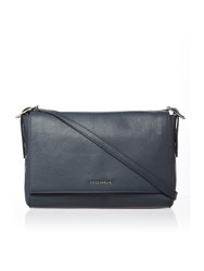 Coccinelle Flo Soft Cross Body Bag Navy