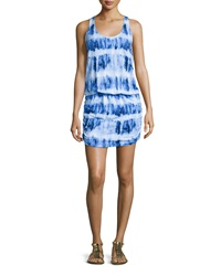 Soft Joie Amicia Sleeveless Tie Dye Dress