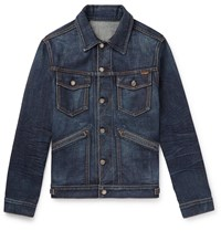 Tom Ford Denim Jacket Blue