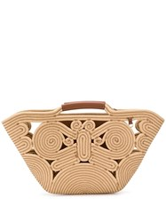 Anya Hindmarch Corded Open Top Tote 60