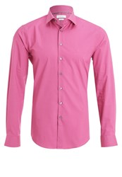 Ck Calvin Klein Cannes Fitted Shirt Magenta Green