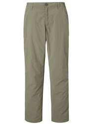 Craghoppers Men's Nosilife Trousers White