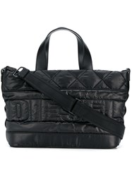 Diesel Duvet Shopper Tote Black