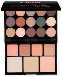 Nyx Butt Naked Underneath It All Palette No Color