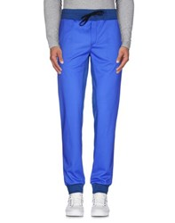 Amaranto Trousers Casual Trousers Men Blue