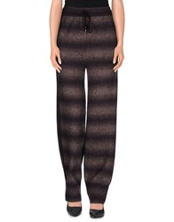 Missoni Trousers Casual Trousers Women Dark Brown