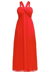 Junarose Jrmirka Occasion Wear High Risk Red