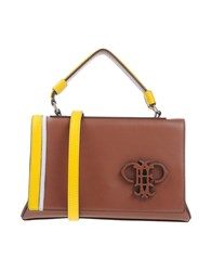 Emilio Pucci Handbags Brown