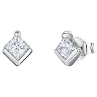 Jools By Jenny Brown 5Mm Square Stud Earrings