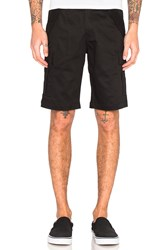 Publish Rohan Shorts Black