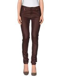Supertrash Trousers Casual Trousers Women Cocoa