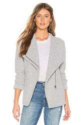 Bb Dakota Fleece In Mind Jacket Gray