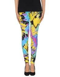 Love Moschino Leggings Turquoise