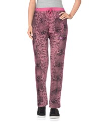 Happiness Trousers Casual Trousers Women Pink