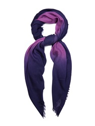 Bottega Veneta Degrade Wool Scarf