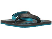 Rip Curl The One Kids Grom Black Blue Men's Sandals
