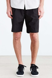 Your Neighbors Mars Pleated Short Black