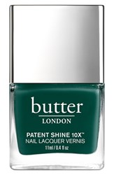 Butter London 'Patent Shine 10X' Nail Lacquer Across The Pond