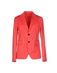 Dsquared2 Suits And Jackets Blazers Women Coral