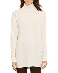 Ralph Lauren Cashmere Funnel Neck Sweater 100 Bloomingdale's Exclusive Antique Ivory