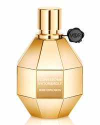 Rose Explosion Eau De Parfum 3.4 Oz. Viktor And Rolf