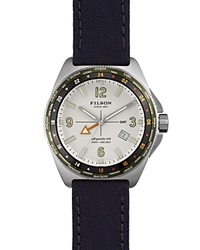 Filson The Journeyman Gmt Watch 44Mm Navy