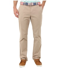 Vineyard Vines Breaker Pant Khaki Men's Casual Pants