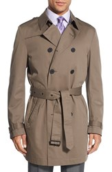 Boss Men's 'Dan' Cotton Rain Coat