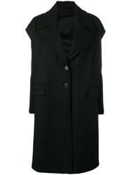 Neil Barrett Perfectly Fitted Coat Black