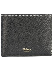 Mulberry Billfold Cardholder Black