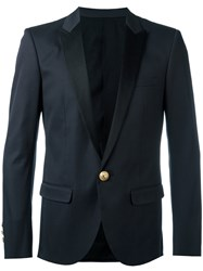 Balmain Dinner Jacket Blue
