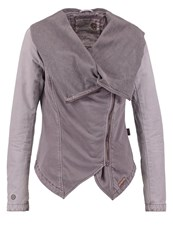 Khujo Buffi Summer Jacket Lavener Purple