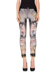 Philipp Plein Couture Casual Pants Grey