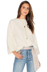 Demy Lee Daphne Sweater Ivory