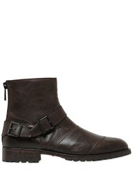 Belstaff Trialmaster Waxed Suede Boots