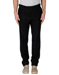 Hardy Amies Casual Pants Black