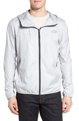 The North Face Men's Cyclone 2 Windwall Raincoat High Rise Grey High Rise Grey