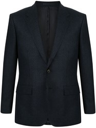 Gieves And Hawkes Textured Blazer 60