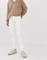 B.Young Skinny Jeans White