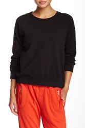 Joe's Jeans Maebe Sweatshirt Black