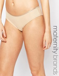 Cake Lingerie Cake Croissant Maternity And Nursing Brief Beige