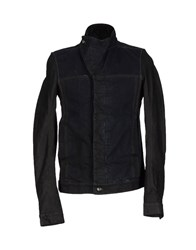 Drkshdw By Rick Owens Denim Denim Outerwear Men Dark Blue