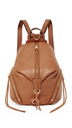 Rebecca Minkoff Medium Julian Backpack Almond