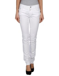 Koo J Denim Pants White