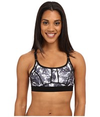 Lole Alpine Bra White Moving Sand Women's Bra Black