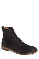 John Varvatos Men's Star Usa Sid Wingtip Boot