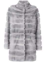 Liska Cheyenna Coat Grey