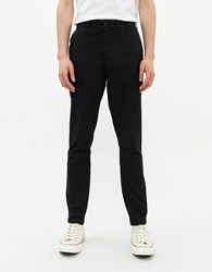 Saturdays Surf Nyc John Chino Pant In Black Size 28 100 Cotton
